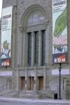 The ROM facade